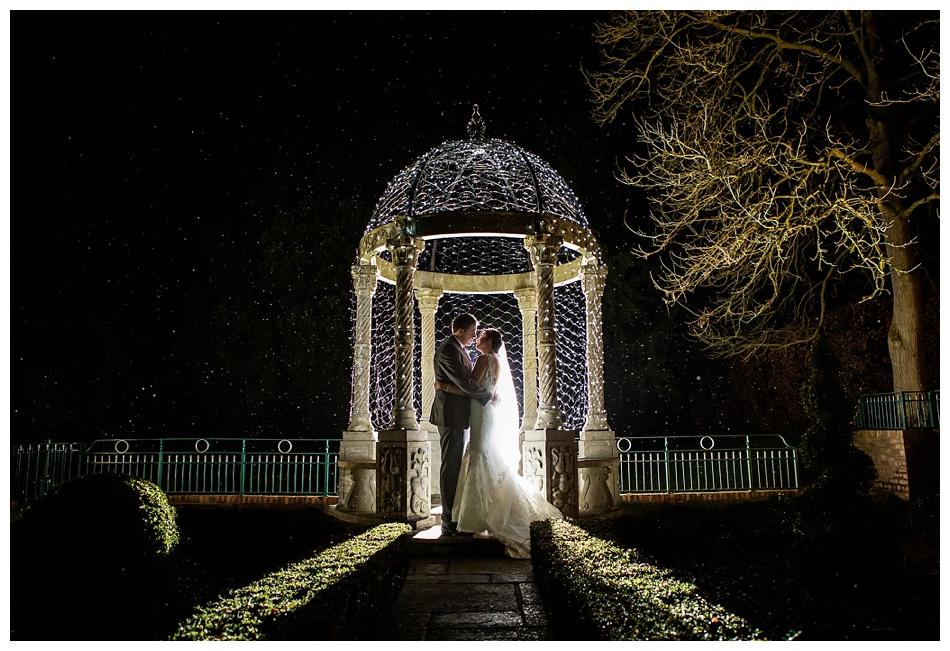 Wedding at Weston Hall