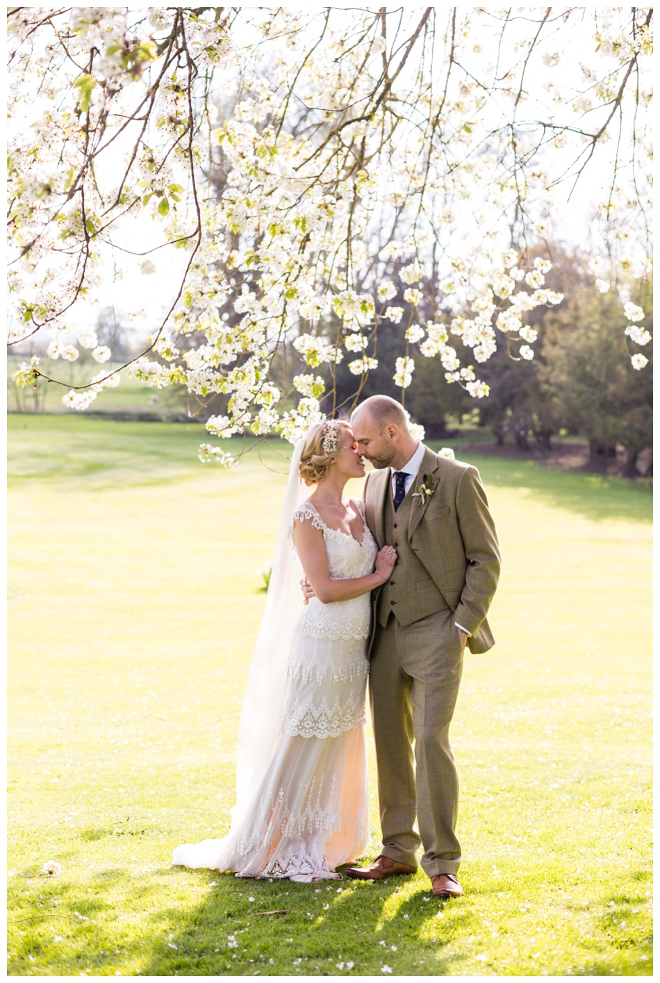 Wedding Photographer at Ettington Park
