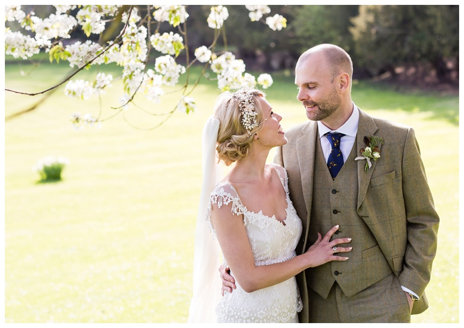 Wedding at Ettington Park
