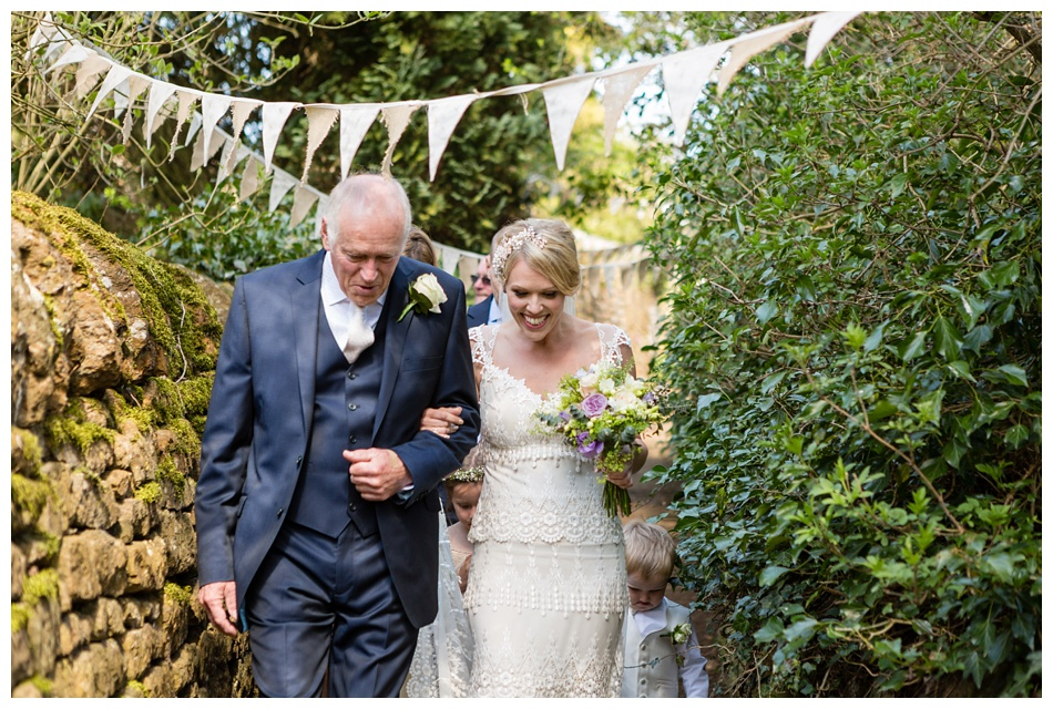 Cotswolds Vintage Wedding