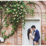 Jin & Attul - Engagement Shoot at Heath House, Staffordshire