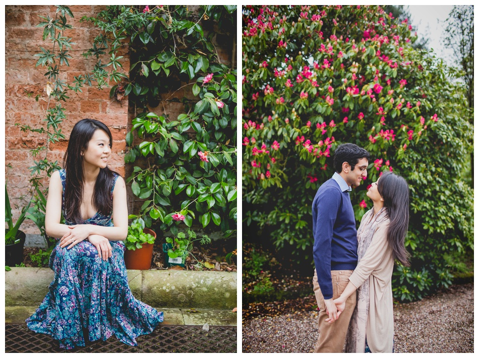 Heath House pre wedding shoot