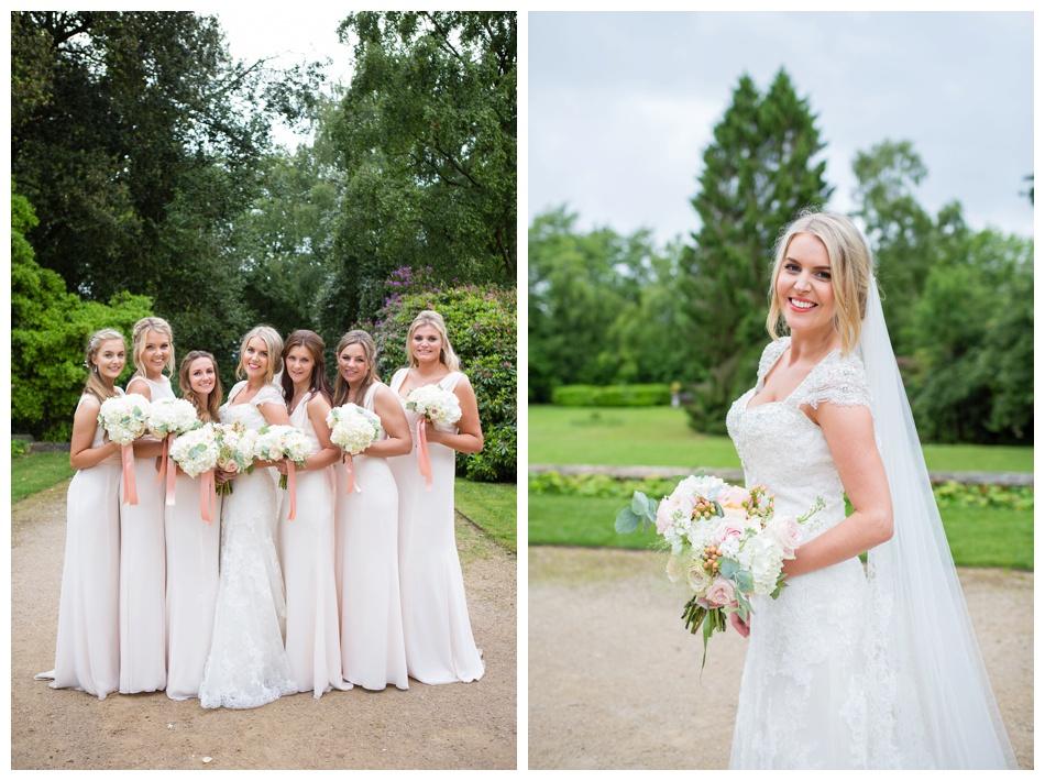 wedding at Hampton Manor