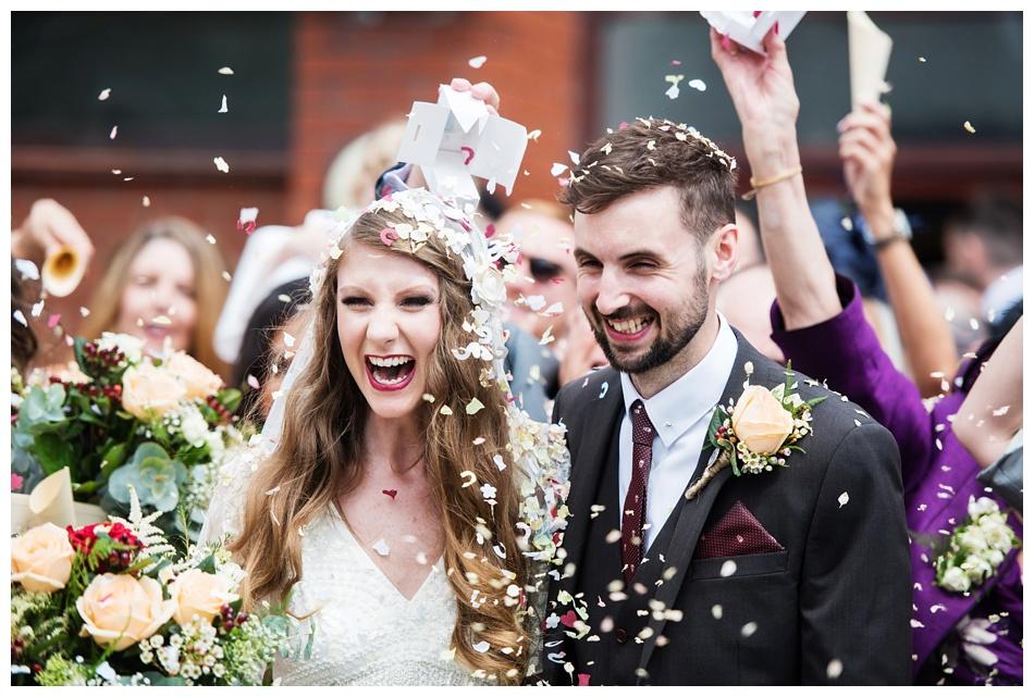 Alternative wedding photography Coventry