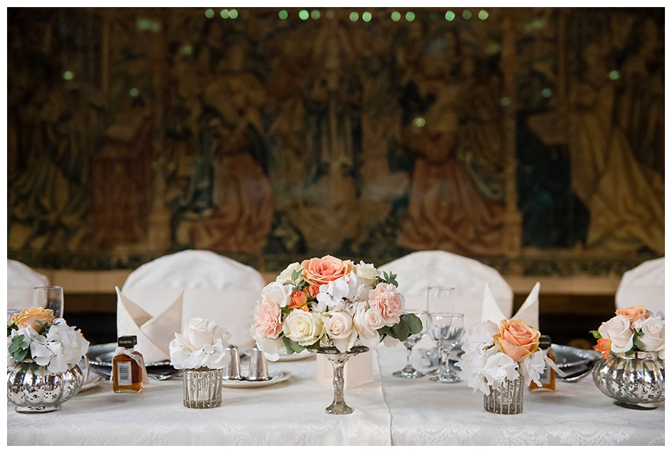 wedding at St Mary's Guildhall Coventry