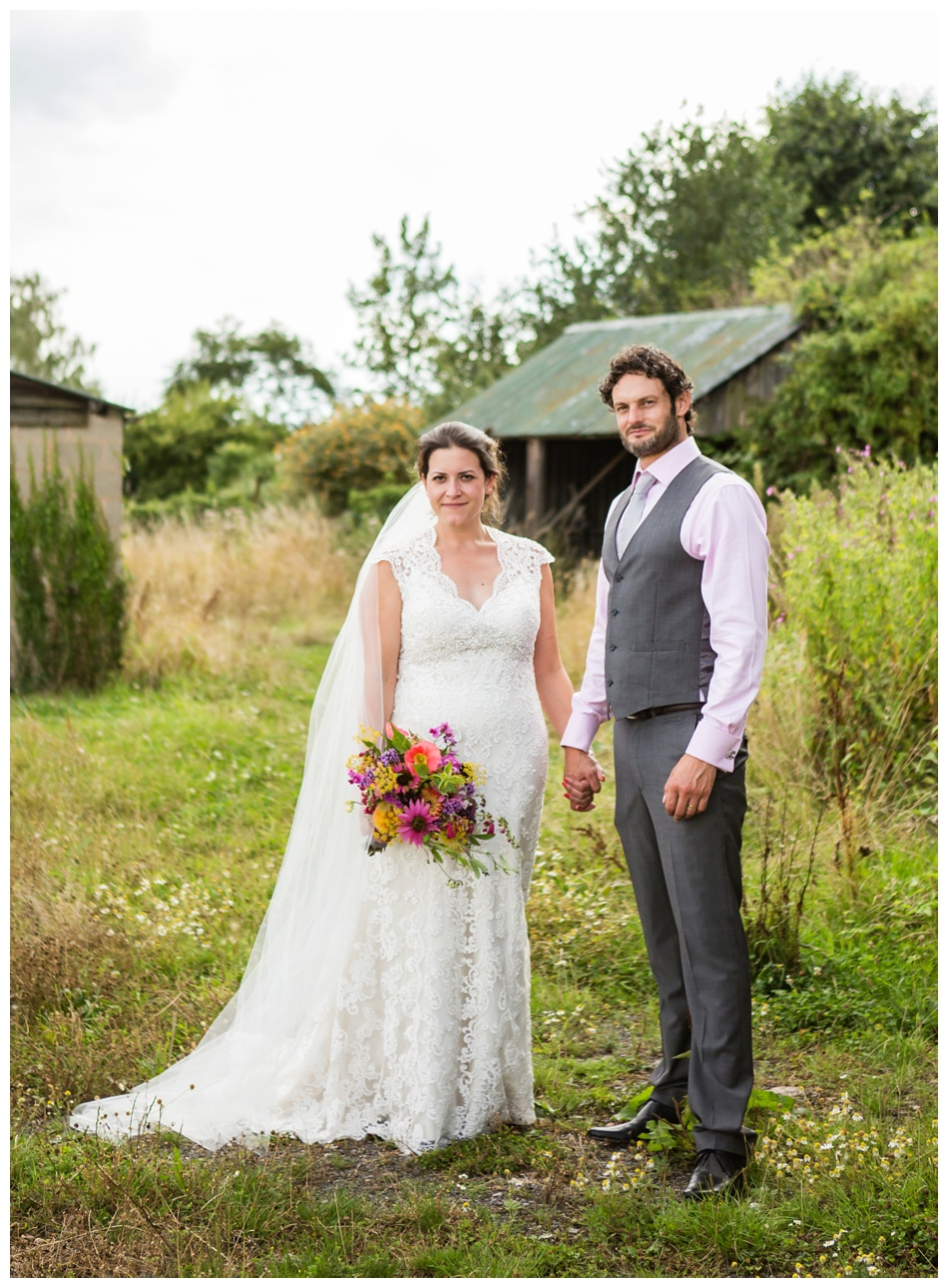 Country wedding in Worcestershire