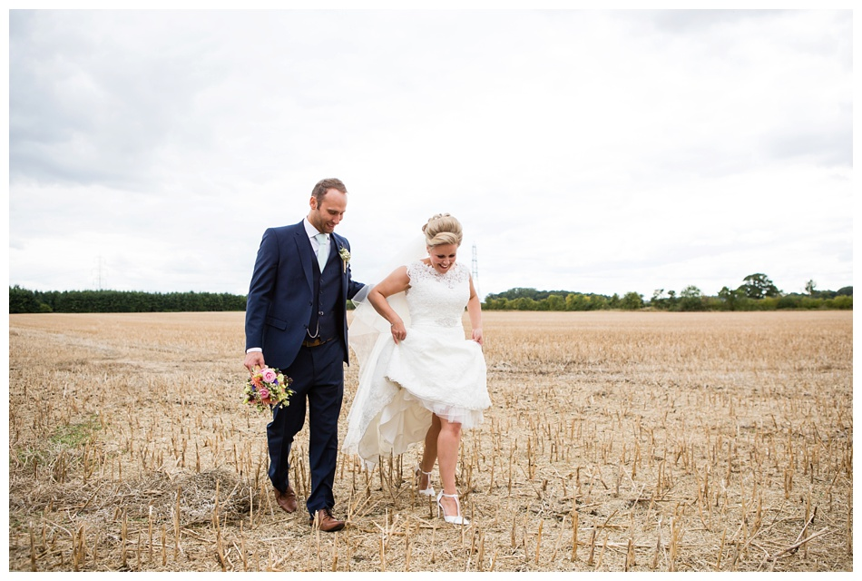 Natural wedding photography Midlands