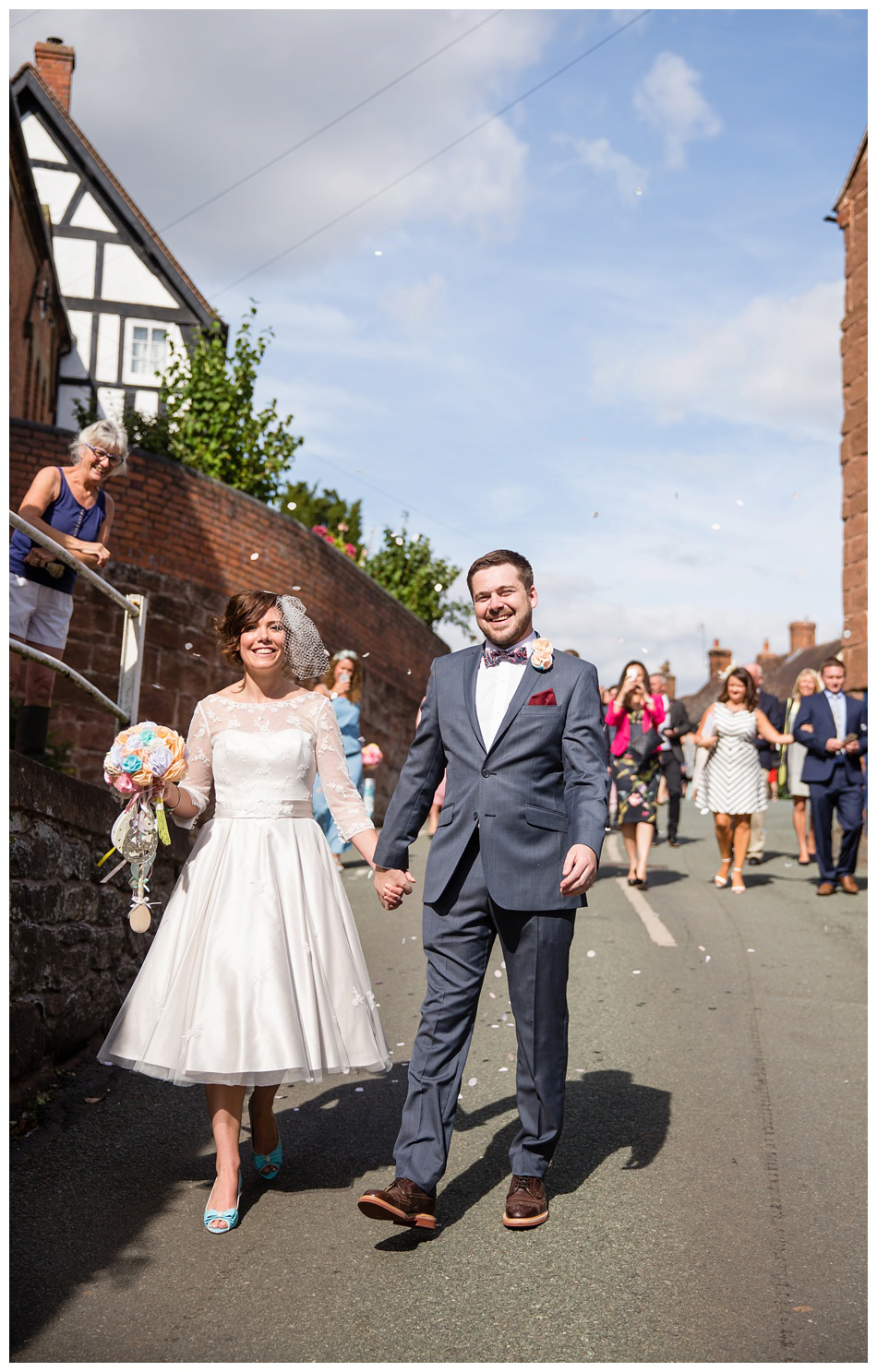 Wedding photography Claverley