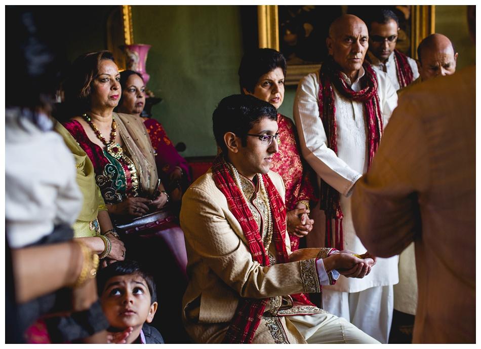 sehra bhandi ceremony