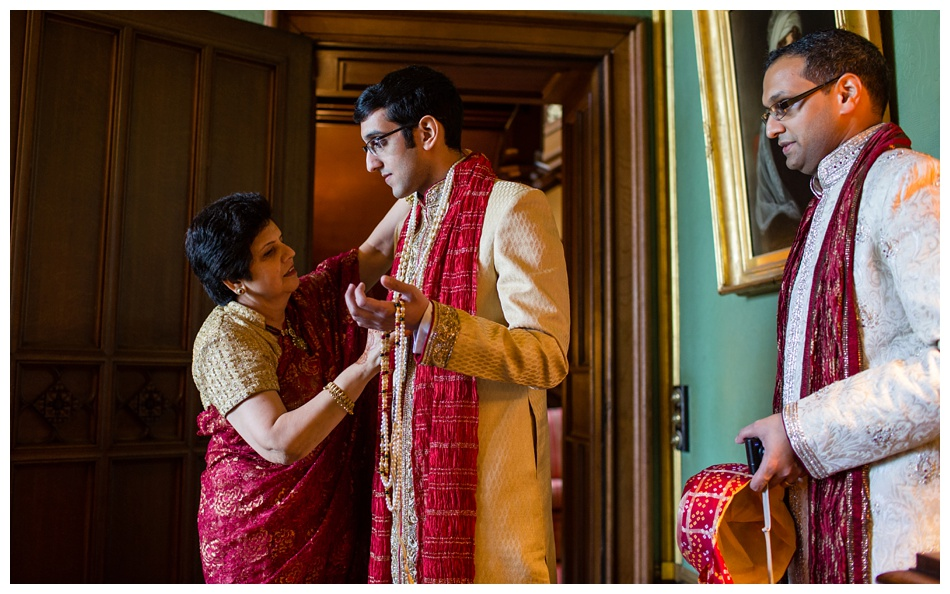 Indian Wedding at Heath House