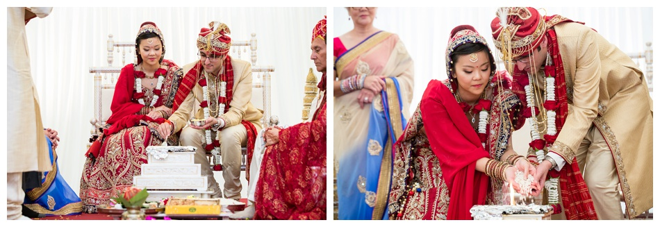 Indian wedding photography in Staffordshire