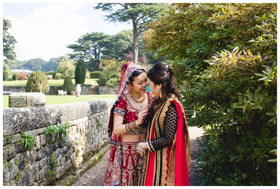 Asian Wedding Photography Heath House