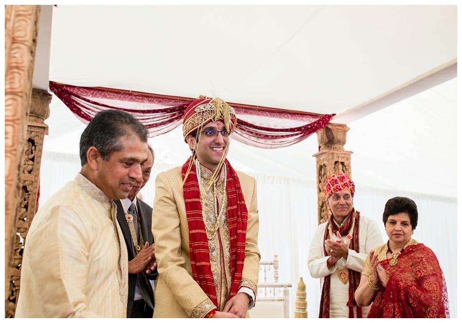 Asian Wedding at Heath House