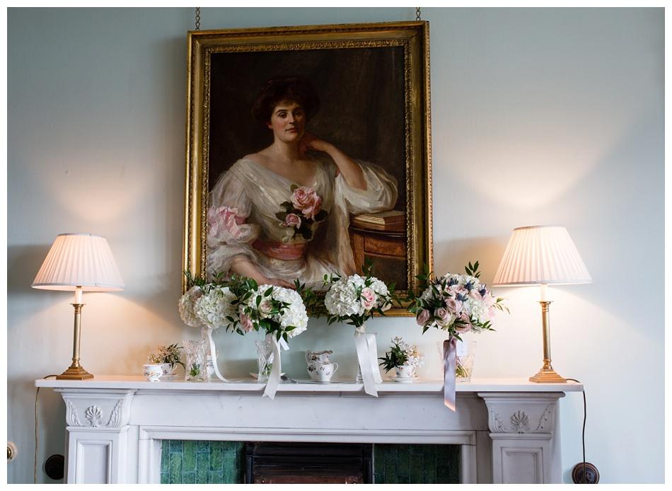 wedding photography at Heath House