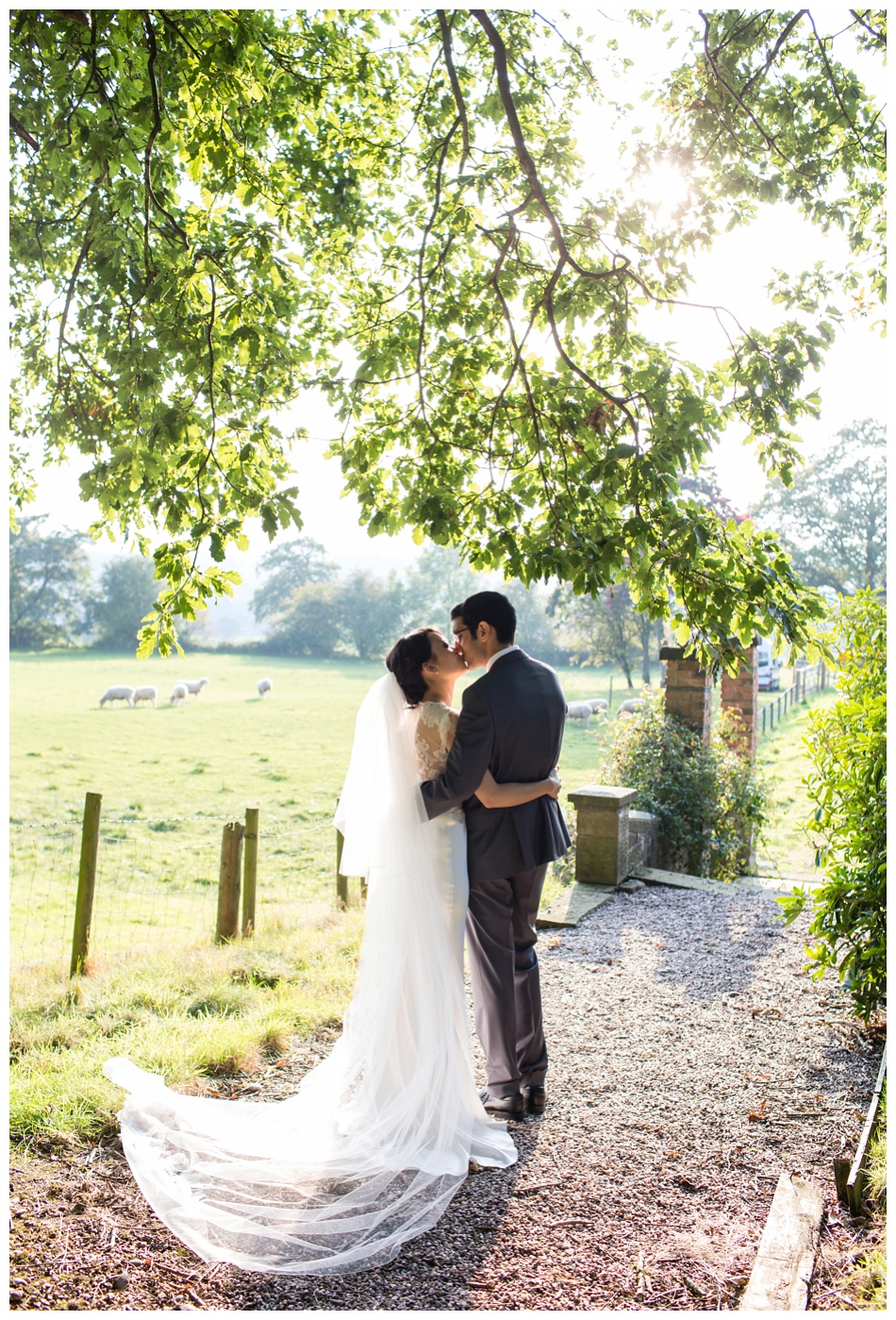 wedding photography at Heath House