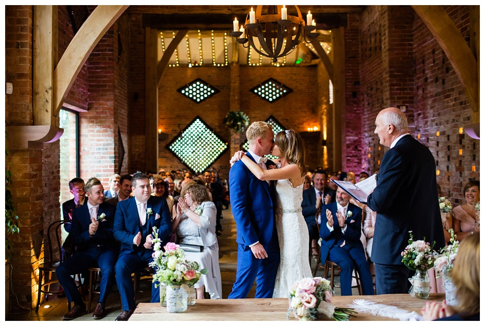 wedding photography Shustoke Farm Barns