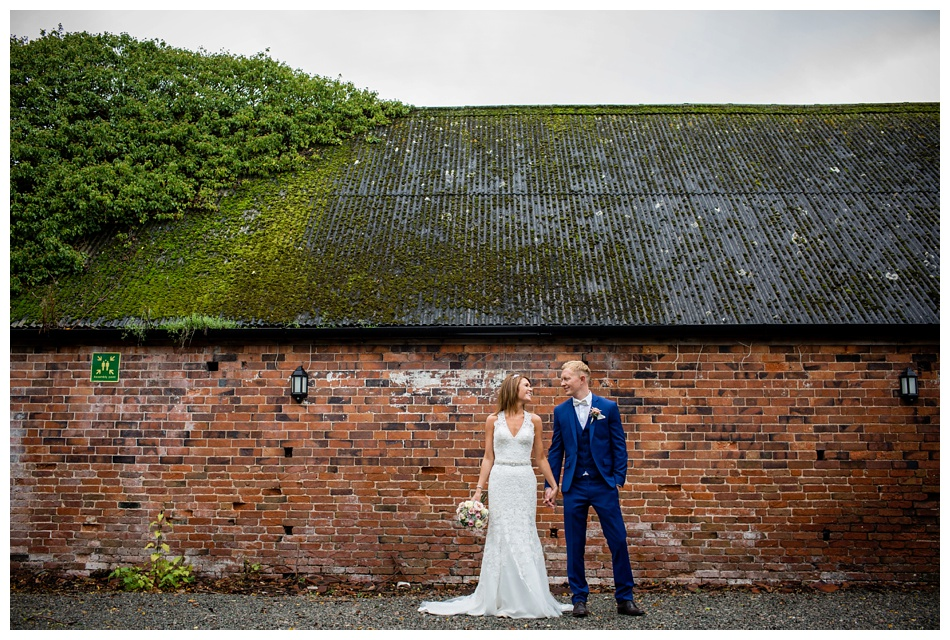 wedding photographer shustoke farm barns