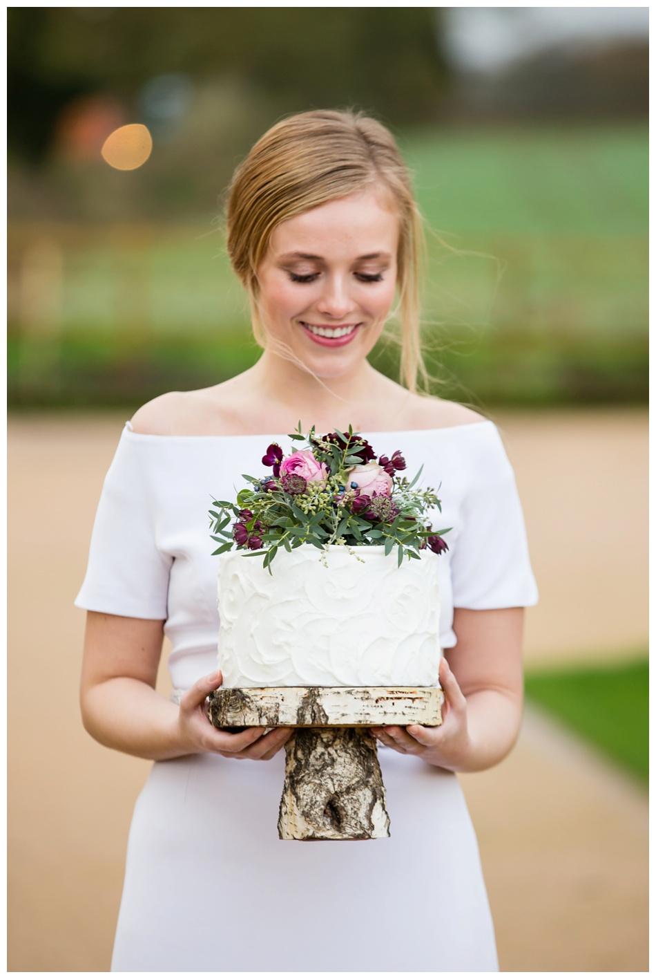 bridal editorial photography at Keddleston House Country Hotel
