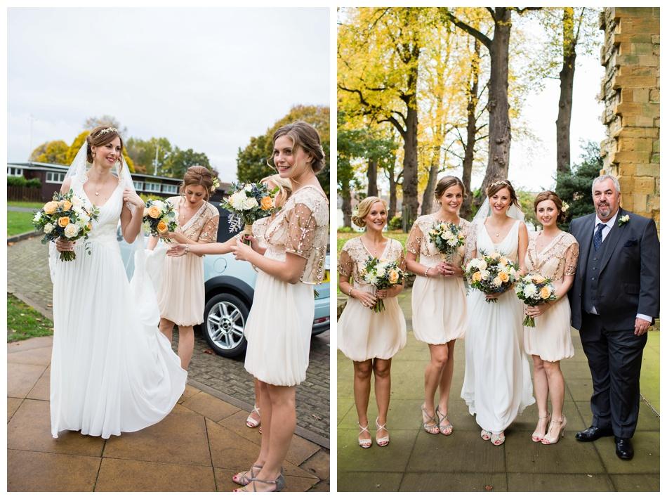 pershore abbey wedding photography