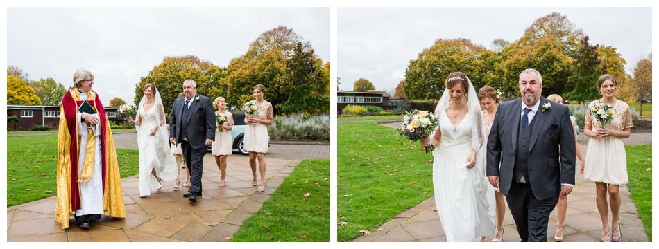 wedding photography Pershore Abbey