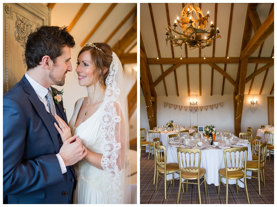 wedding photography Deer Park Hall