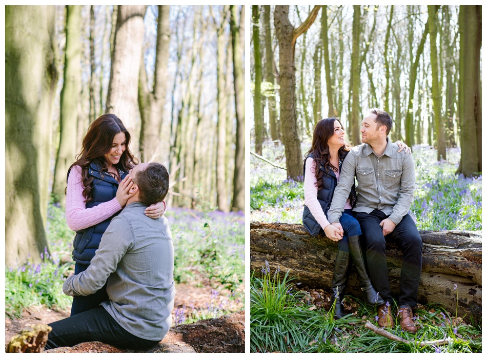 spring pre wedding shoot
