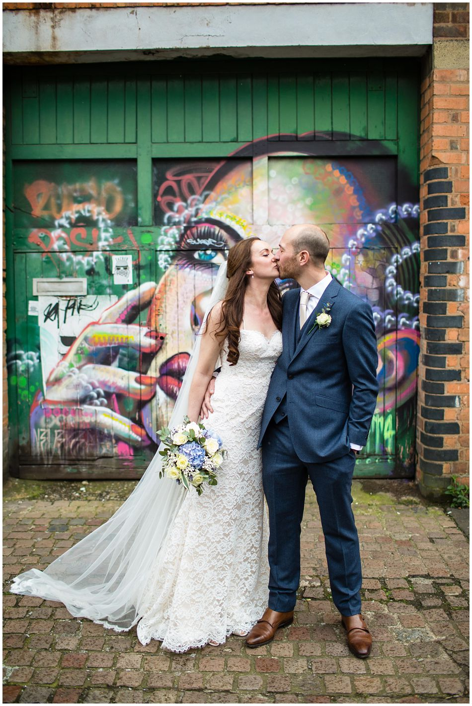 Custard Factory Wedding Photography