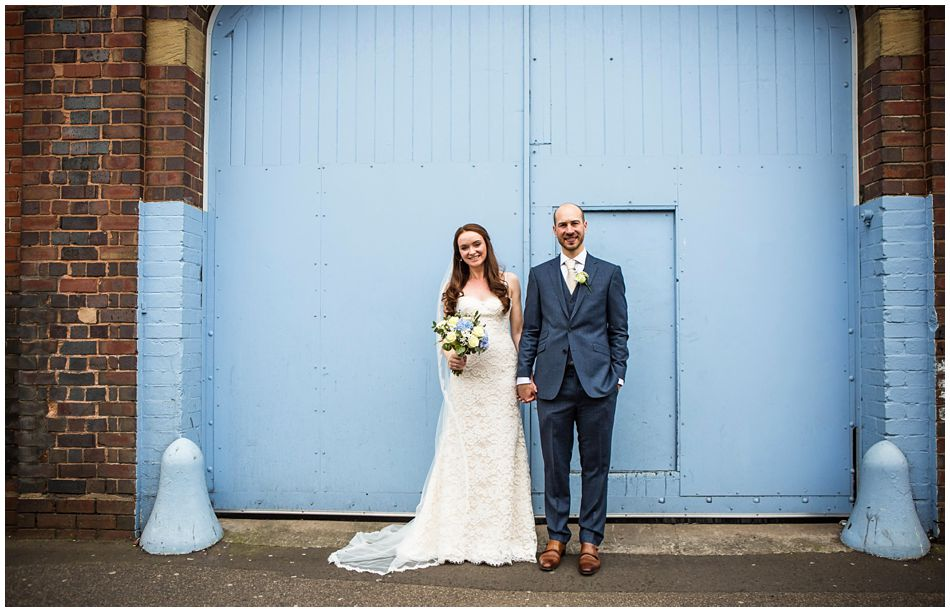 wedding photography at Fazeley Studios Birmingham