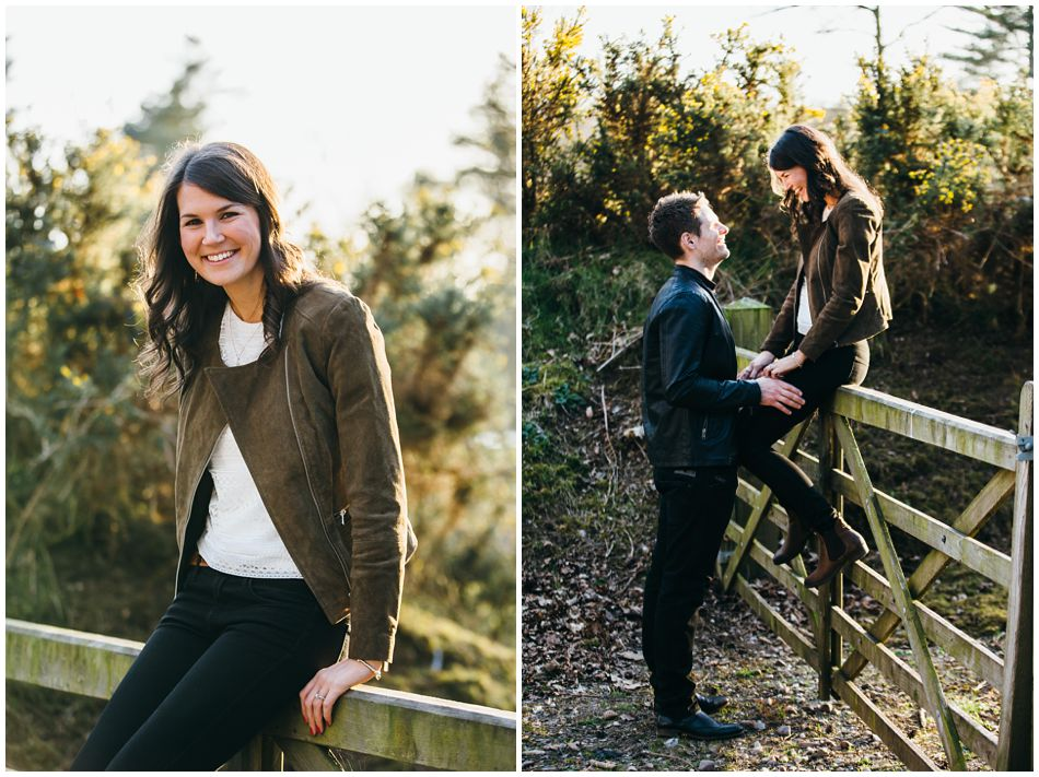 Cannock Chase Engagement shoot