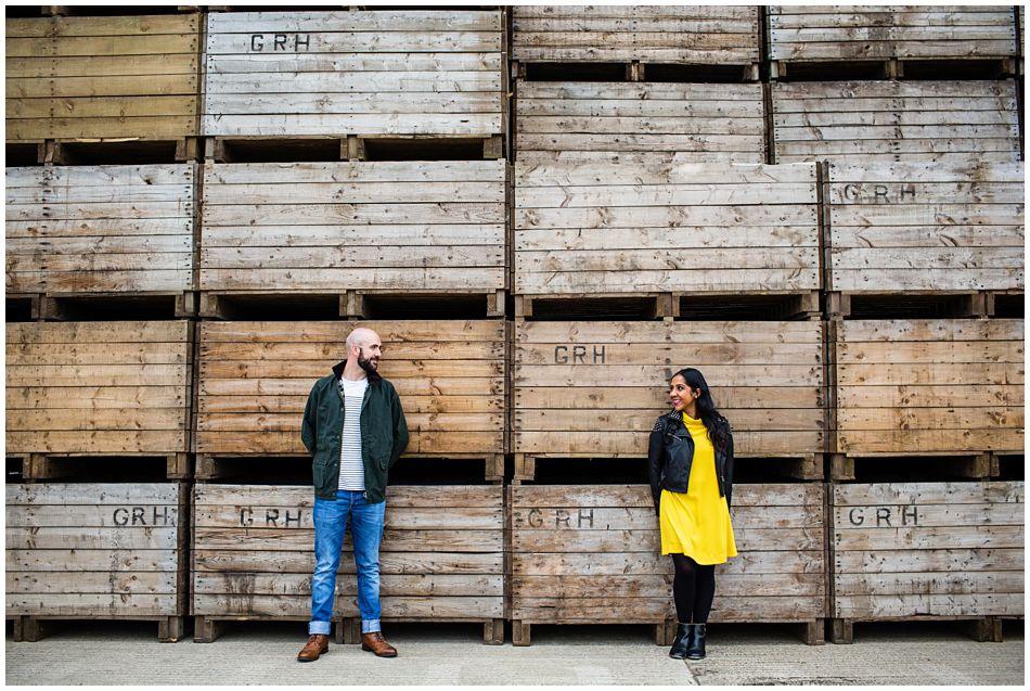 couple portrait shoot West Midlands