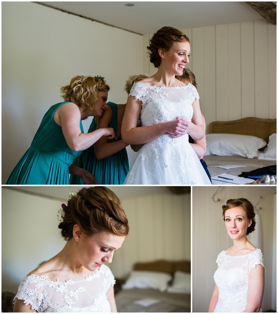 wedding photography at Pimhill Barn