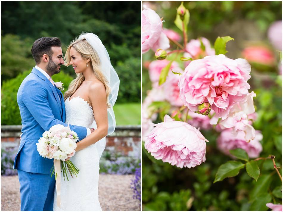 wedding photographs iscoyd park
