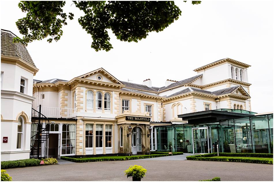 The Laura Ashley Belsfield Hotel, Windermere