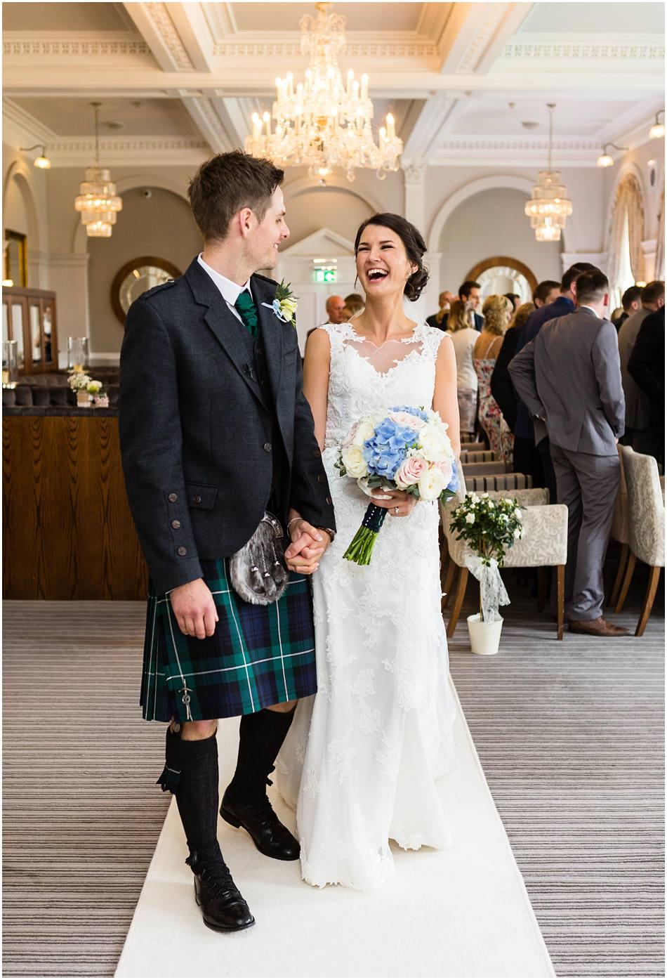 wedding at Lake Windermere