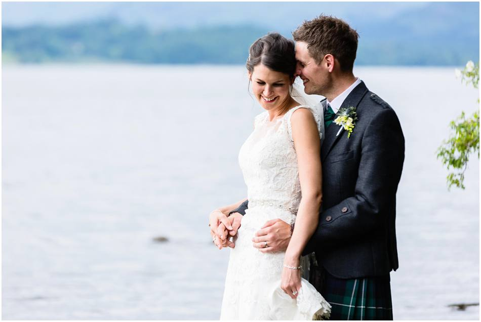 Wedding photography in the English Lake District