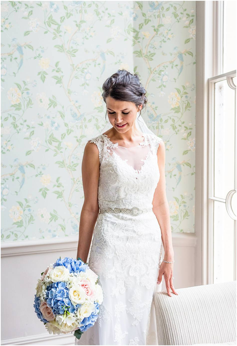 wedding photography at The Belsfield, Windermere