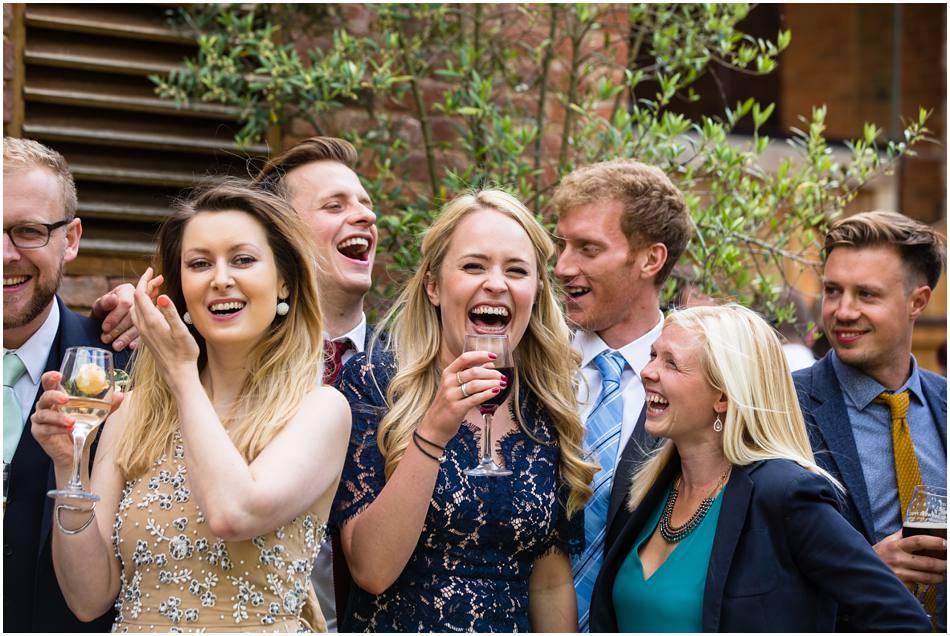 Shustoke Farm Barns Wedding
