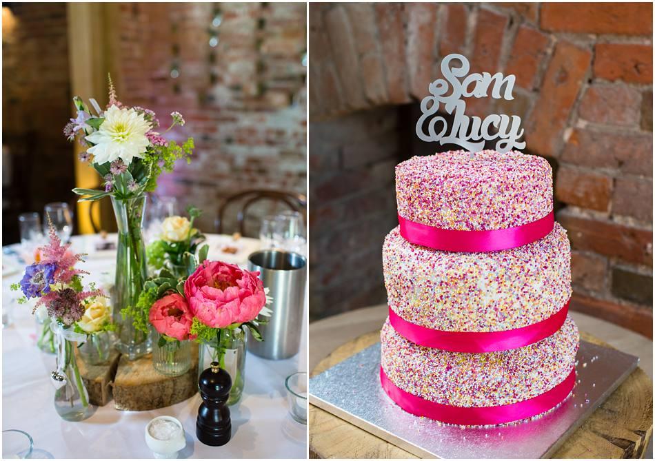 shustoke Farm Barn wedding photography