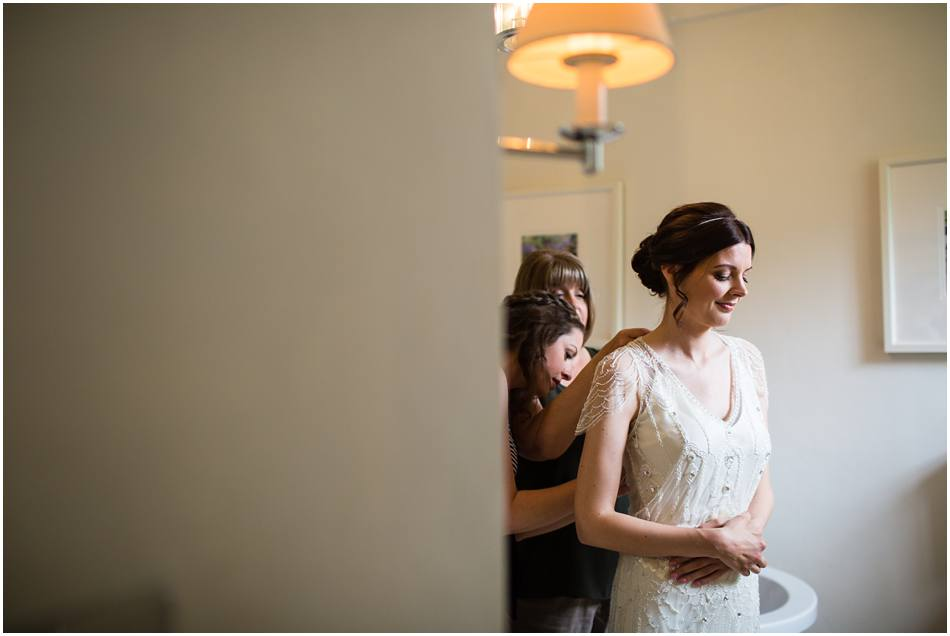 Wedding Photography at The Rectory Hotel, Crudwell