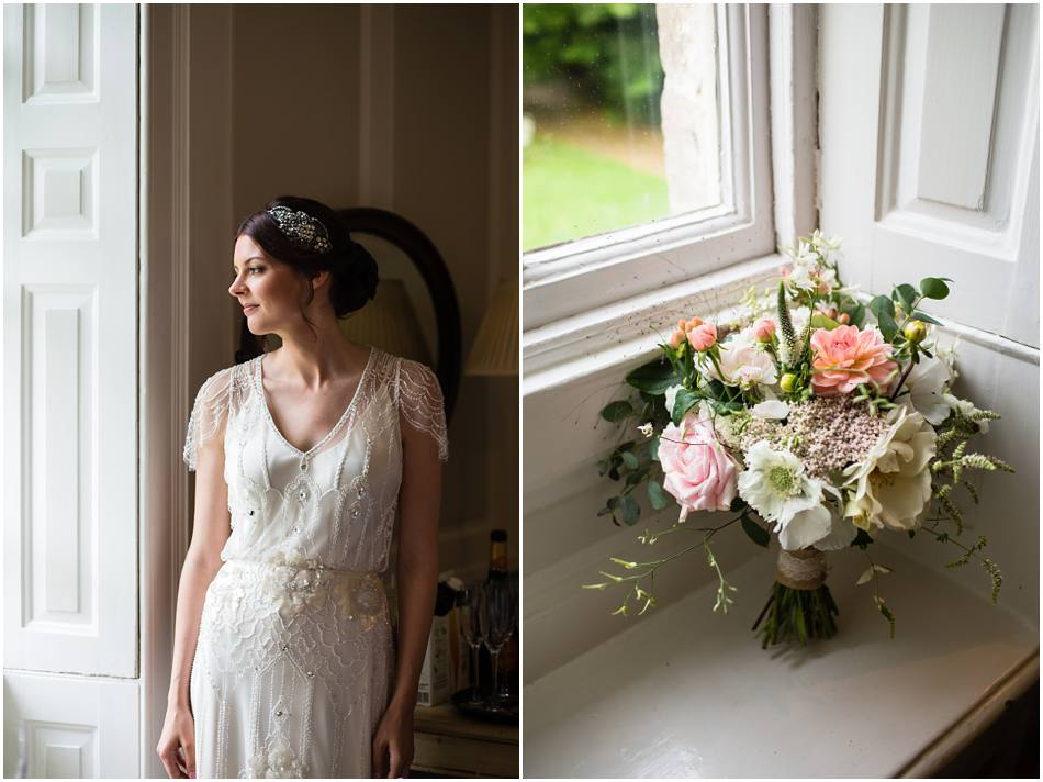 Wedding photography at The Rectory Hotel Crudwell