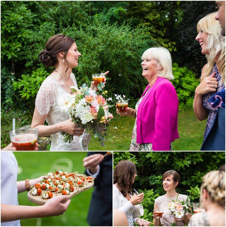 wedding photography The Rectory Hotel