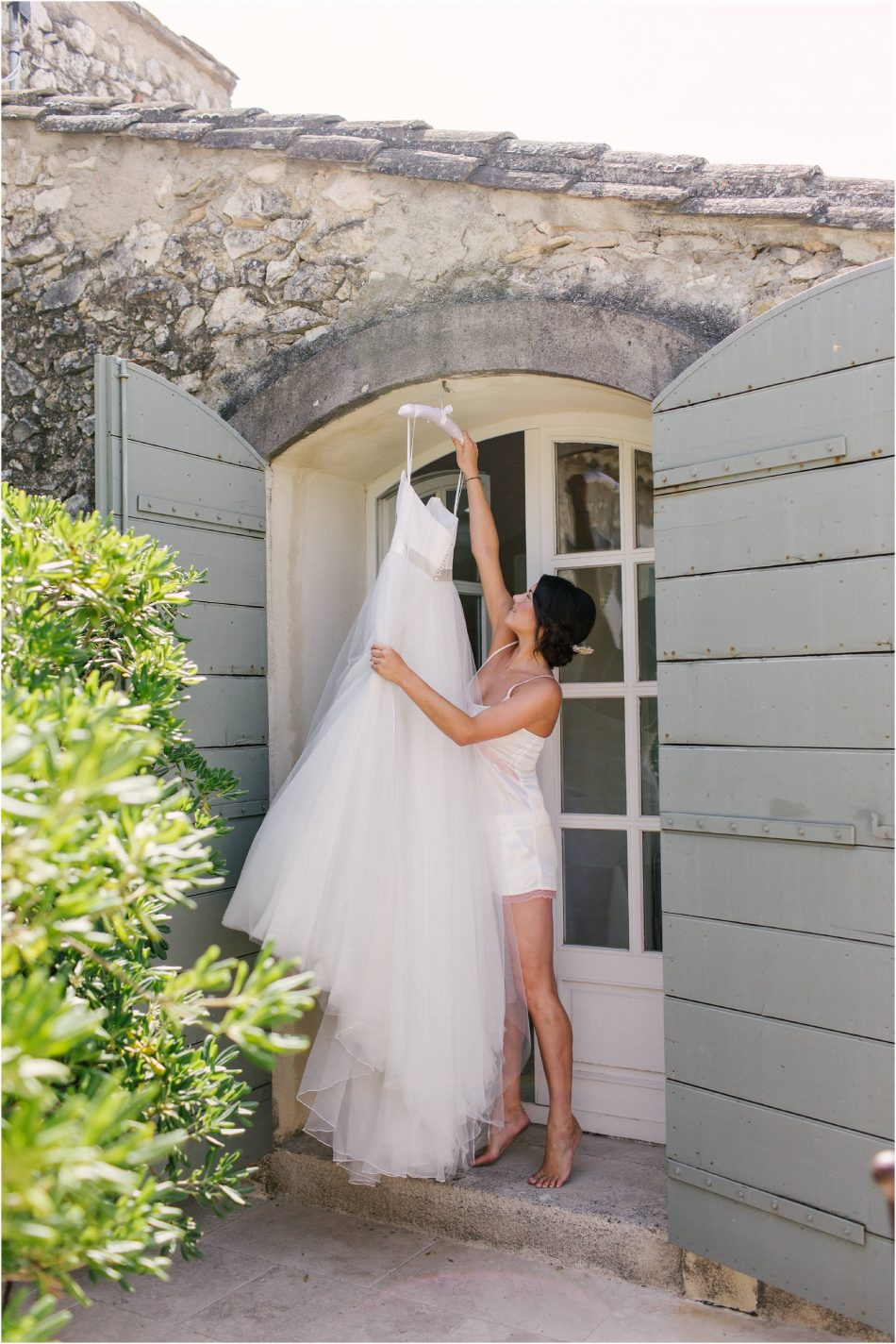 Mas de la Rose Wedding in Provence