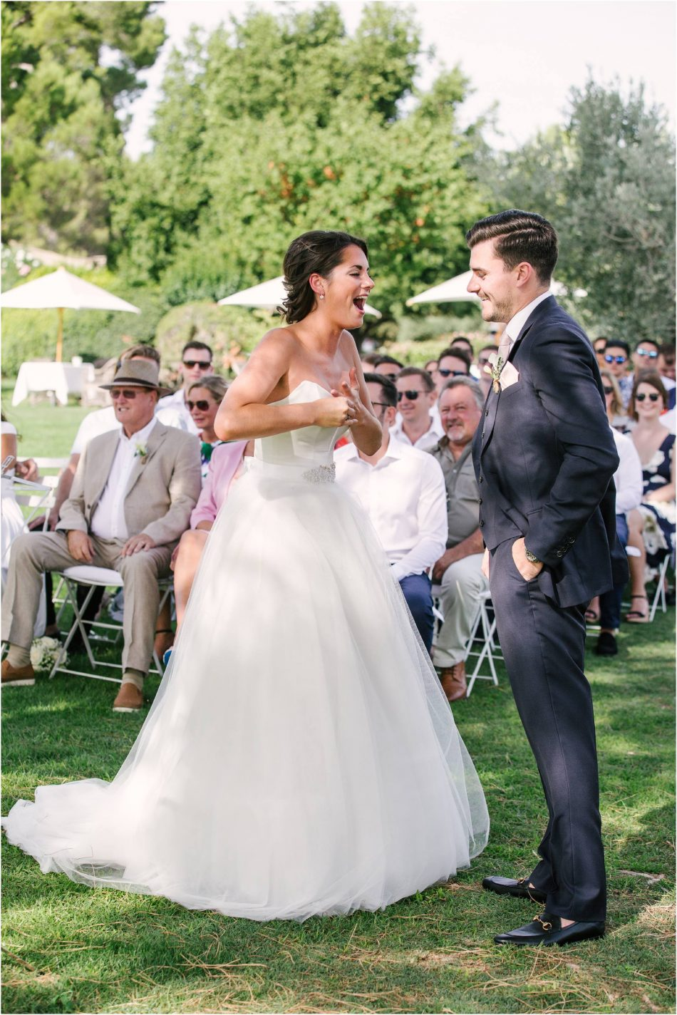 France Vineyard wedding in Provence