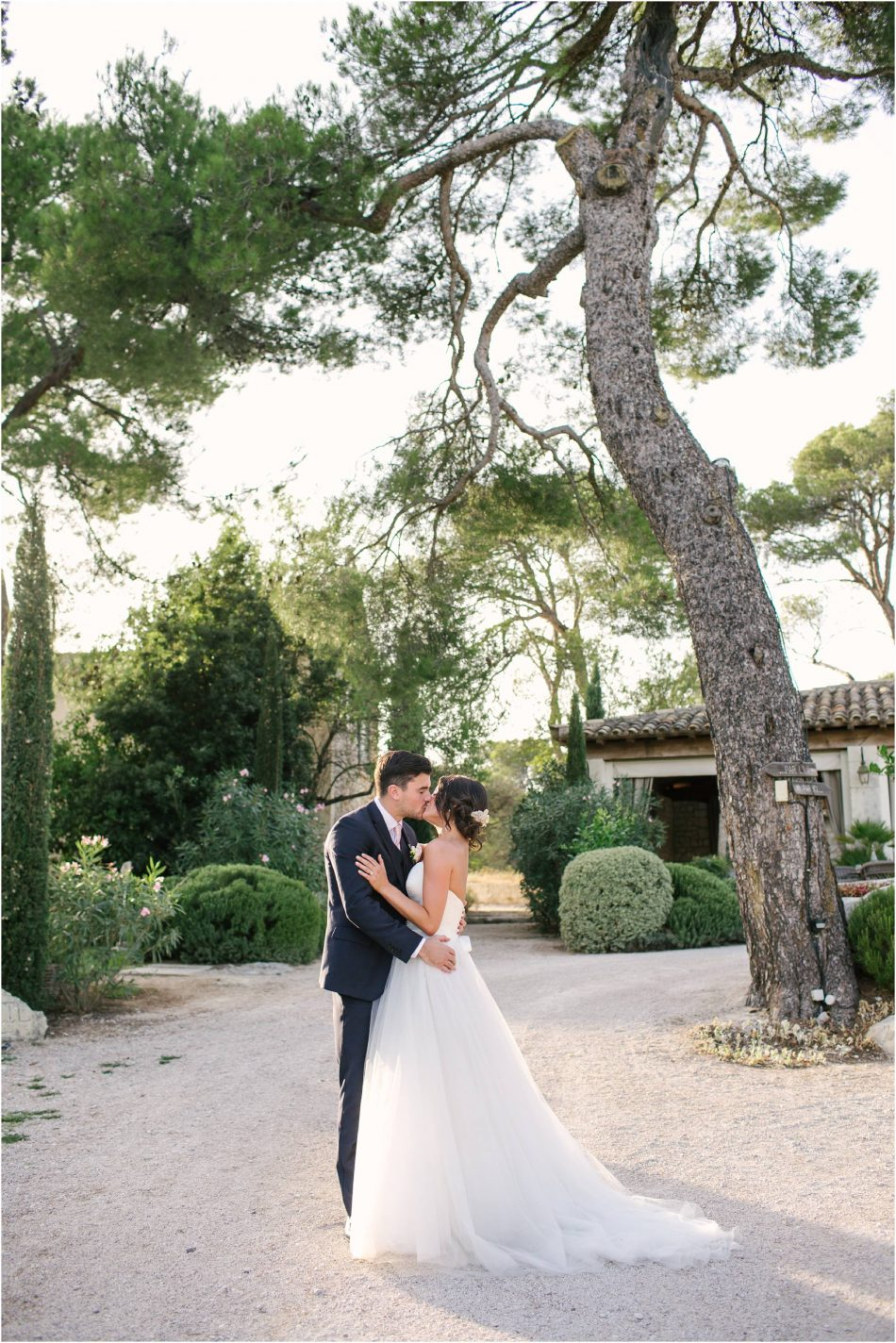 Mas de la Rose Wedding photography Provence