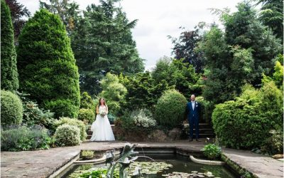 Pastel Themed Dunsley Hall Wedding