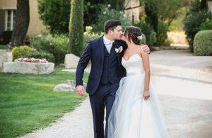 Romantic Mas de la Rose Wedding, Provence