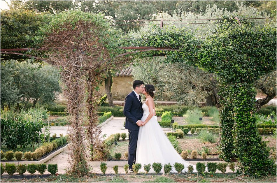 Destination wedding in South of France
