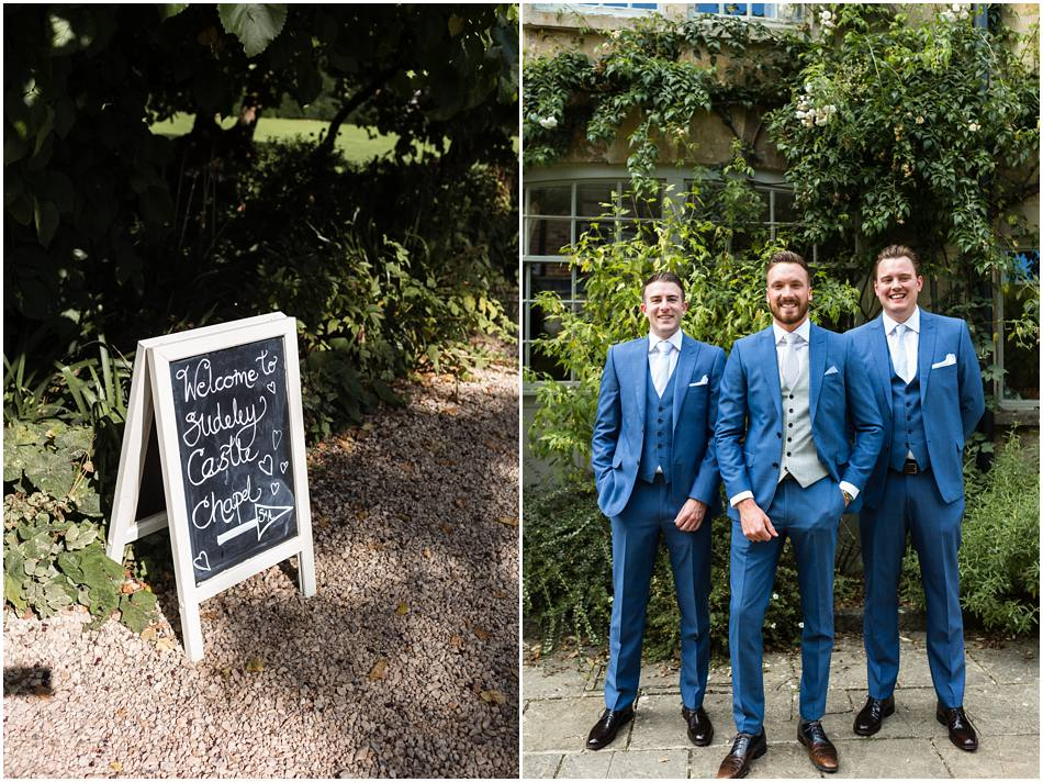 wedding photography Sudeley Castle