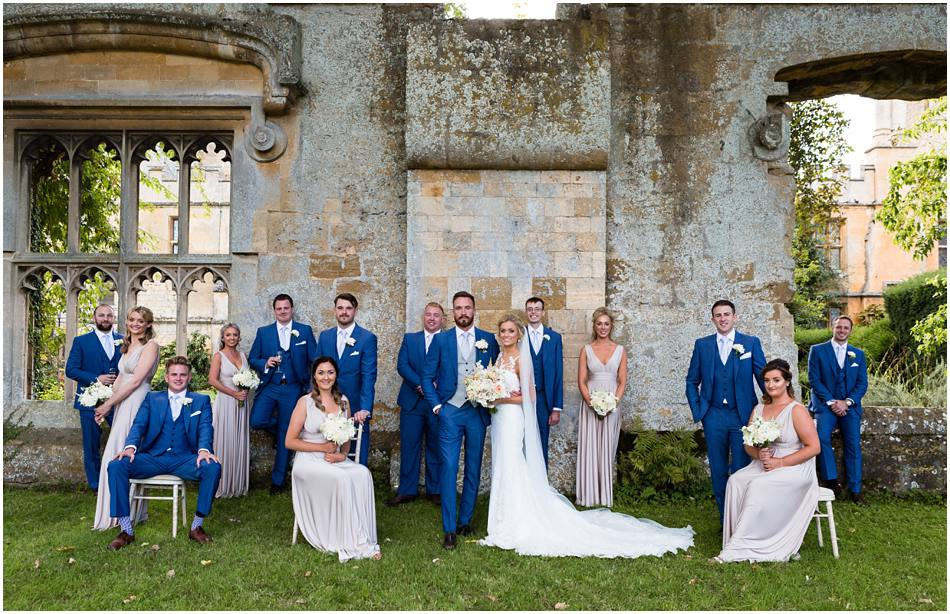 Sudeley Castle Wedding