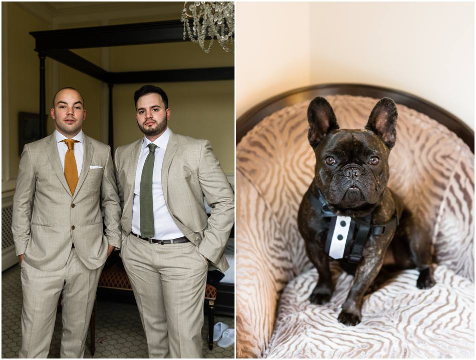 wedding photography at Danesfield House